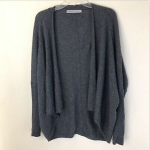 Athleta Cozy Up Wrap Cashmere Sweater